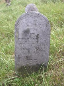 The Jewish Tombstone